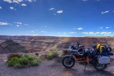 2015 Motorcycle Vacation Utah BDR