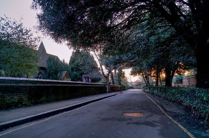 Church Path - Merton Park