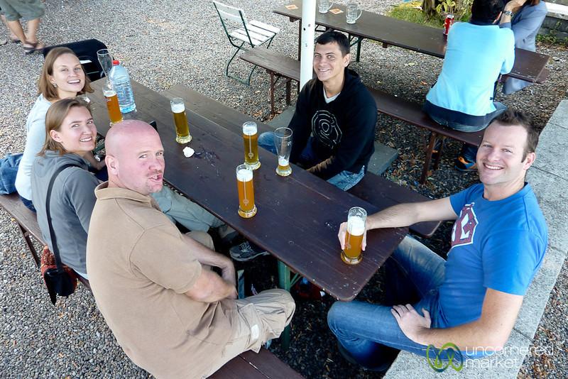 Berlin Beer Garden