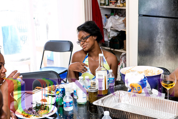 """""""A Taste of Liberia"""" held in Honor of Alice Darlene Cisco, Sunday, June 15, 2014 at 2:30PM, at the home of Ms. Cecilia Cheah, Ashburn, VA"""