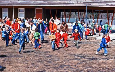 Whistler kids 70s to 80s