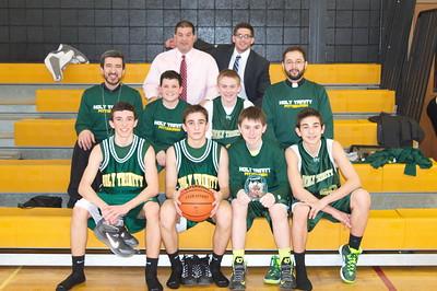 GOYA Basketball Tournament - Pittsburgh - February 14-16, 2014 - Sunday