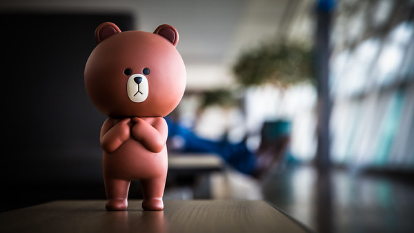Naver Line Characters