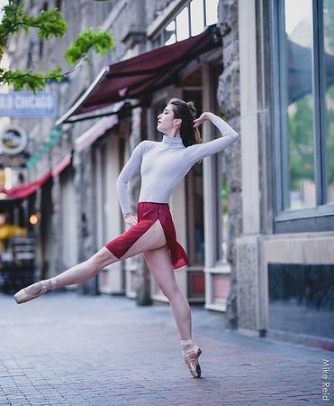 Kerri Schanck...Ballet Idaho May 2015