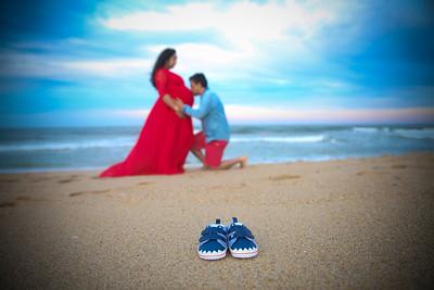 Maternity Photoshoot of Kirti