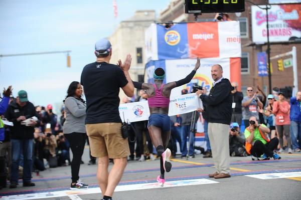 Marathon Finishers Gallery 1 - 2019 Freep Marathon