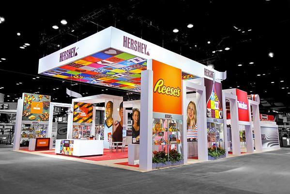 exhibit booths