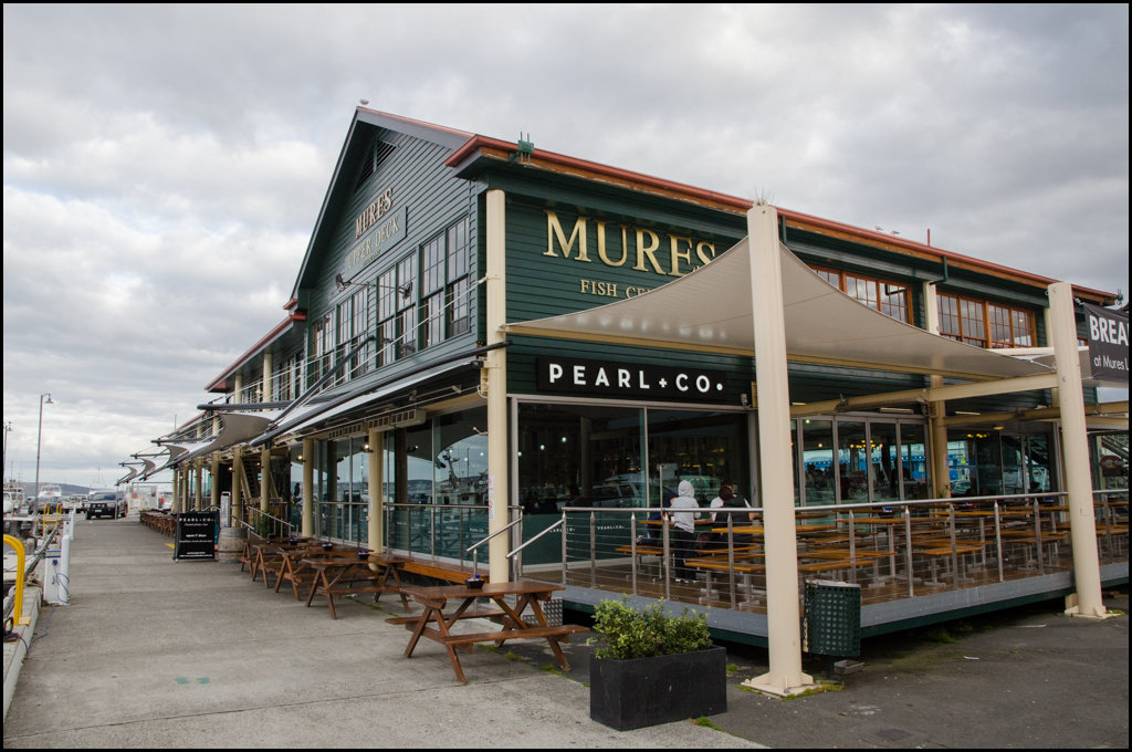 Pearl + Co. on Victoria Dock