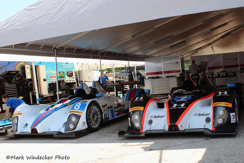 PC-Starworks Motorsport ORECA FLM09