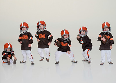 Cleveland Browns Dude