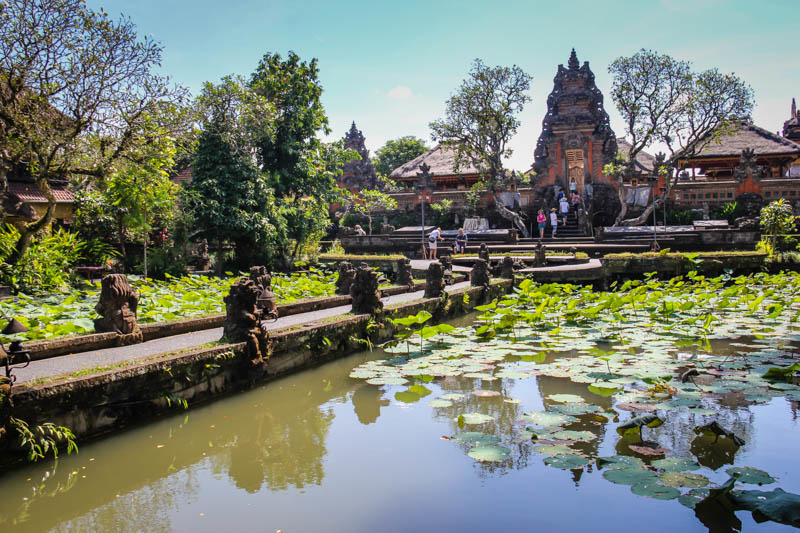 water palace- Things to Do in Ubud