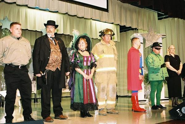 2005 Whitesboro Chamber Banquet