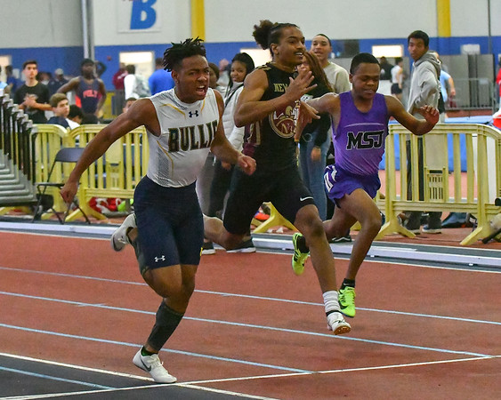 20190112 Montgomery Invitational Track and Field Tournament