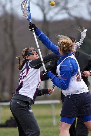Lacrosse: UCONN v Coast Guard at the URI Tourney