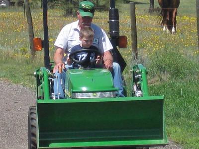 Farmer Brennen - August 2010
