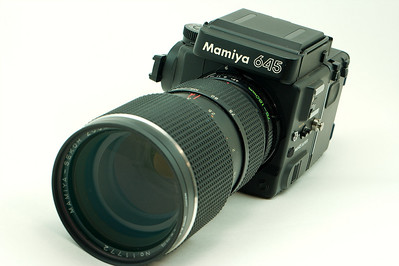 Mamiya M645 Super Complete Kit