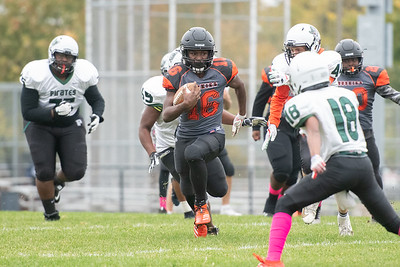 FB: Ritenour Huskies host Pattonville Pirates