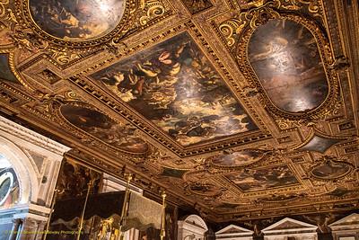 Venice - Scuola Grande di San Rocco
