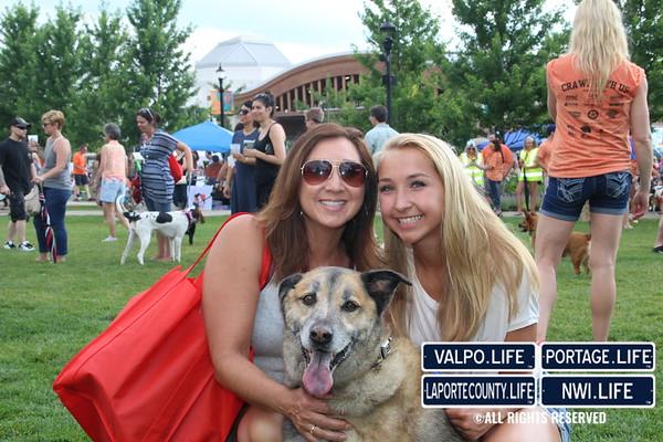 Lakeshore PAWS Pup Crawl 2017