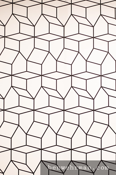 Simple shapes artwork