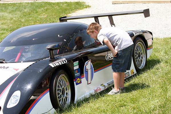 Mid-Ohio Grand-Am Rolex Race 2010