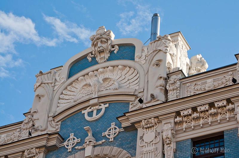 Art Nouveau at Elizabetes 10b