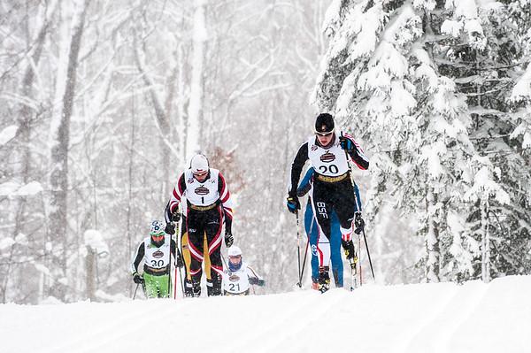 2015 - NordicNats Classic Sprint