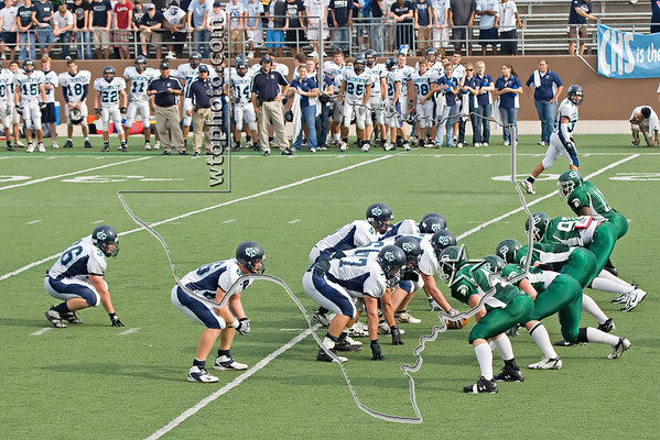CHS Football 2007 Varsity