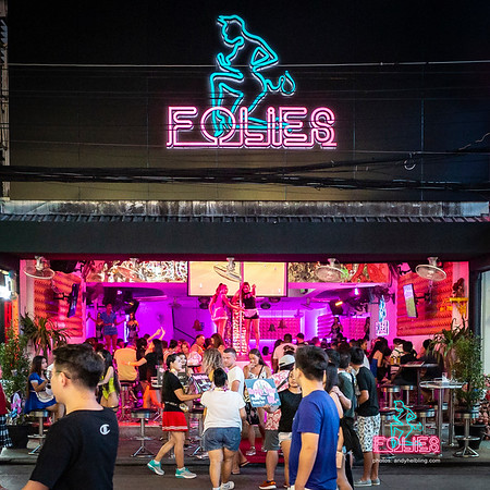 Folies Phuket Saturday party 20.10.2018