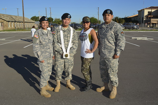 Army Zumbathon