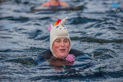 The Welsh Winter Swim - 100m Heads Up