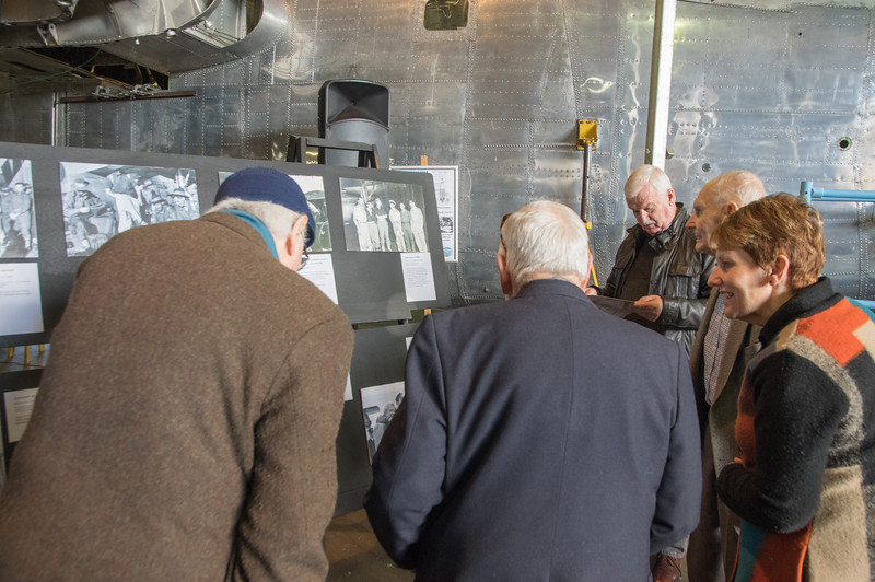 Liberator POW Pop-up Exhibition