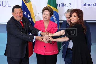 Mercosur + Venezuela