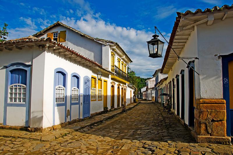 PARATY,BRAZIL