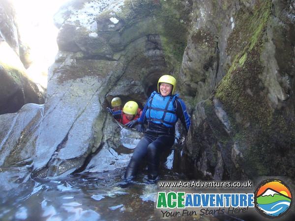 Canyoning, River Tube, CliffJumping Combo