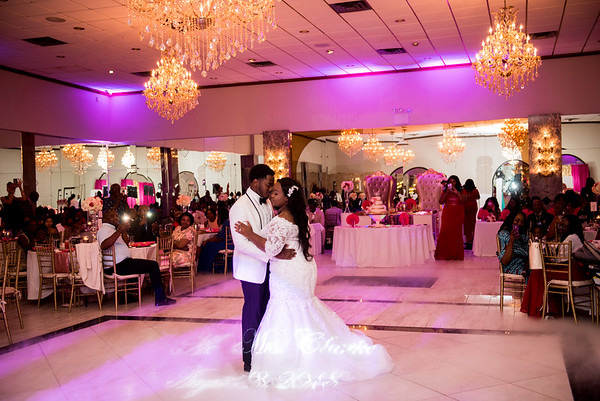 Donieka & Kevaughn Wedding