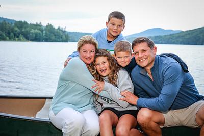 Spitzer Family Vacation Maine 2021