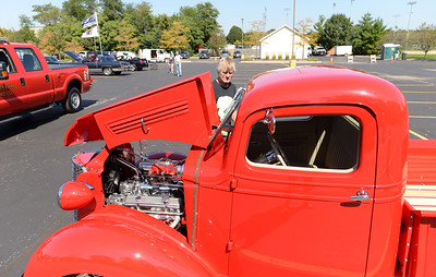 Glen Ellyn Car Show Fundraiser