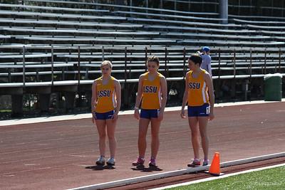 Women's 3000 Meters - 2012 Ferris State Invitational