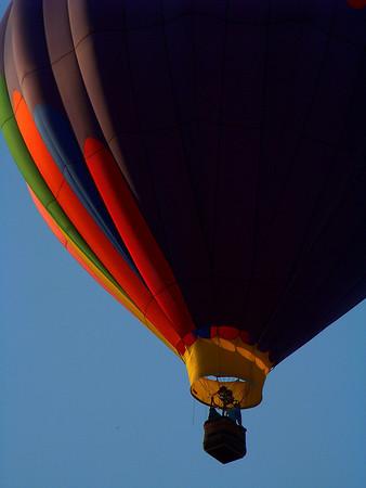 Wellington Balloon Fest 2008