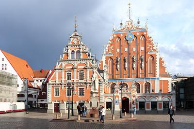 Riga & Vilnius 2017