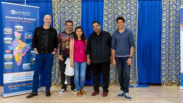 SEF - Shankar Eshsaan Loy & Farhan Meet and Greet