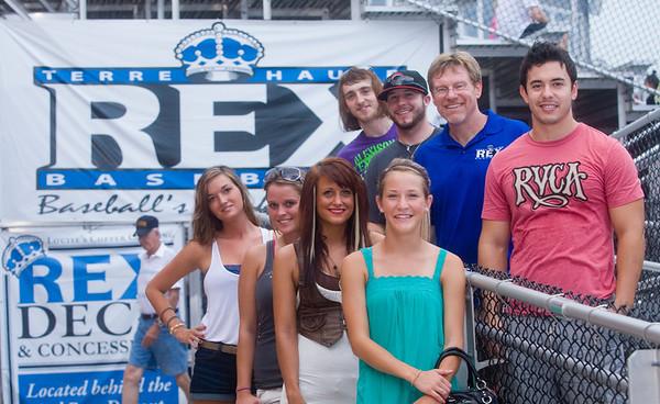 2011 Rex game ticket sales study