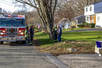 12-15-2020 Activated Fire Alarm, Allen Road