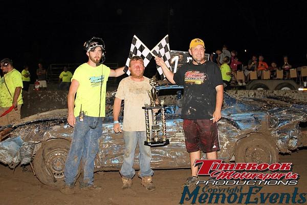 Championship Series Race #3 Miller County Fairgrounds, Eldon, MO