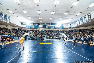 11-24-19 - Michigan Vs Central Michigan