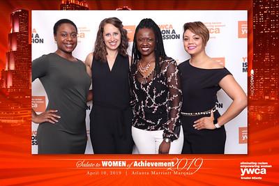 2019.04.10 YWCA Salute to Women of Achievement