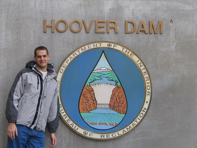 Trip to hover dam.