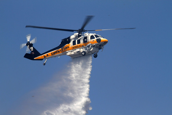 LACoFD EMMA IC  BRUSH FIRE