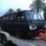 3onthetree '66 Ford Window Van